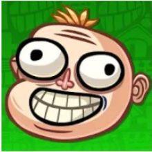 Прохождение игры Troll Face Quest: Silly Test 2 — все уровни
